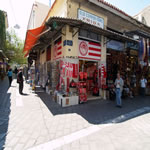 athens shopping guide