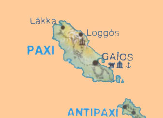 paxoi map