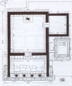 temple of apollo ancestors plan
