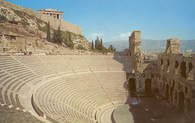 odeon of Herod Atticus