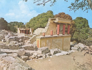 assorted reconstructions knossos