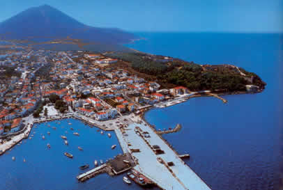 the harbor of Pylos