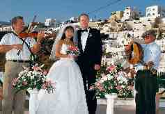 weddings greece greek island planner