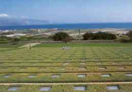 The German WarII Cemetary in Maleme