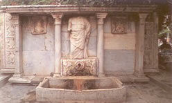 the bembo, a nice fountain