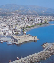 the fortress of ierapetra