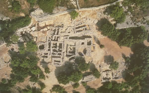 phourini from the air