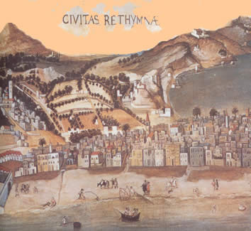 rethymno as it was perhaps