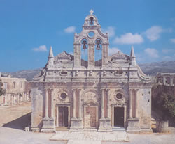 the Monastery of the Arkadi
