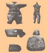 the neolithic finds from the Yerani Cave