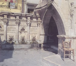 the rimondi fountain