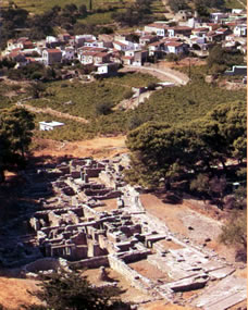 the site of Tylissos