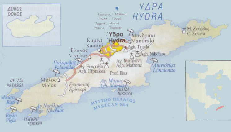 Hydra Property Real Estate In Hydra Villas Houses for Sale ...