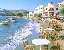 greece greek islands cyclades  kithinos kithnos