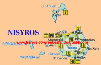 nisyros greek islands
