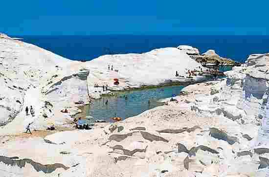 greece greek islands cyclades milos
