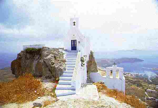 greece greek islands serifos