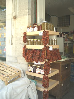 tinos local dried seasonings