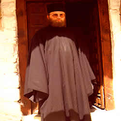 papas greek orthodox priest
