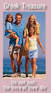 click for guide to family oriented vacations location options