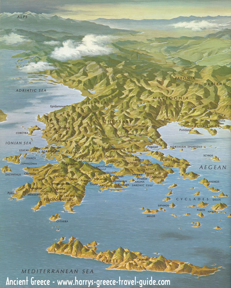 Greece Geography - Lessons - Tes Teach
