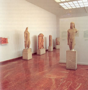 museum of Thebes is the best place to get a felling for ancient city