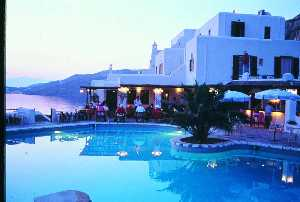 hotels greece