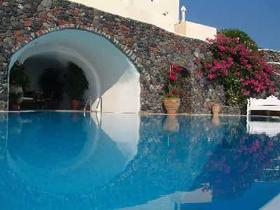 greece travel hotels santorini